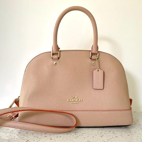 Coach Handbags - NWOT Coach mini sierra satchel